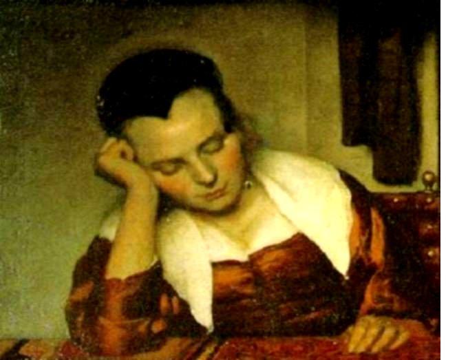 Vermeerladysleep_1