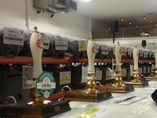 Scottish Real Ale Festival 2013 – the beers