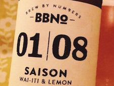 Best New Beers of 2014…BBNo 01|08 Saison Wai-iti & Lemon