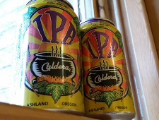 Caldera IPA. Or, should you ever go back?