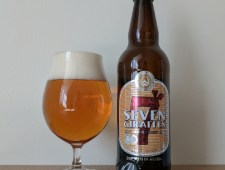Beer of the Week – Williams Bros Seven Giraffes