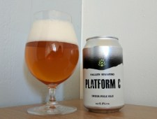 Beer of the Week – Fallen Brewing Platform C
