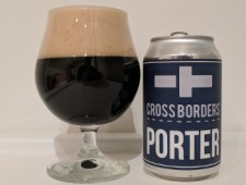 Beer of the Week – Cross Borders Porter