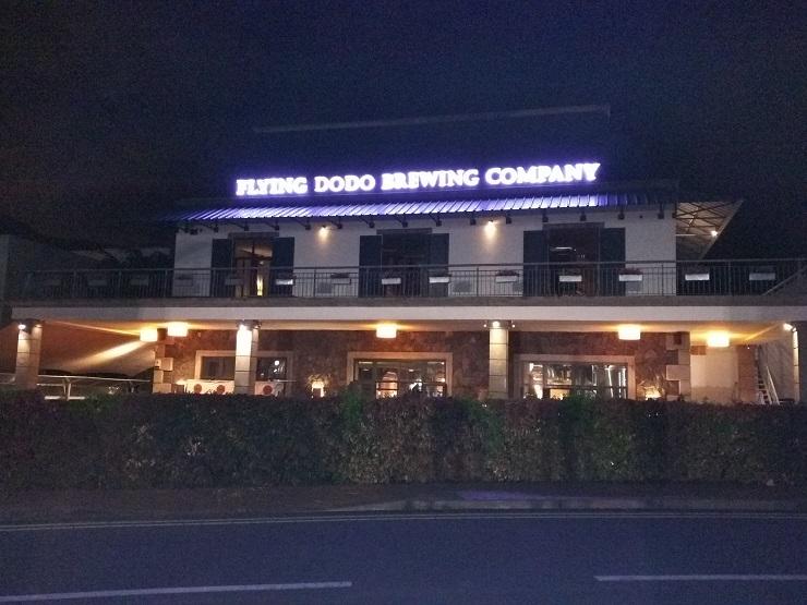 Flying Dodo Brewing Company