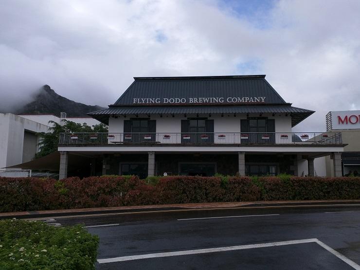 Flying Dodo Brewing Company, Mauritius