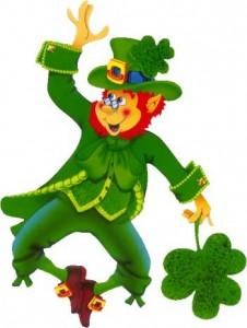 St Patrick lutin 4