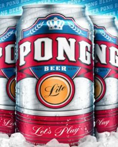 pong beer