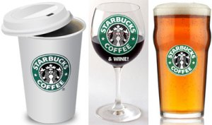 starbucks-wine-beer