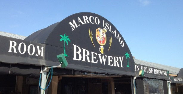 Oddly enough, the bartender's name was Marco. We wondered if that was mandatory?
