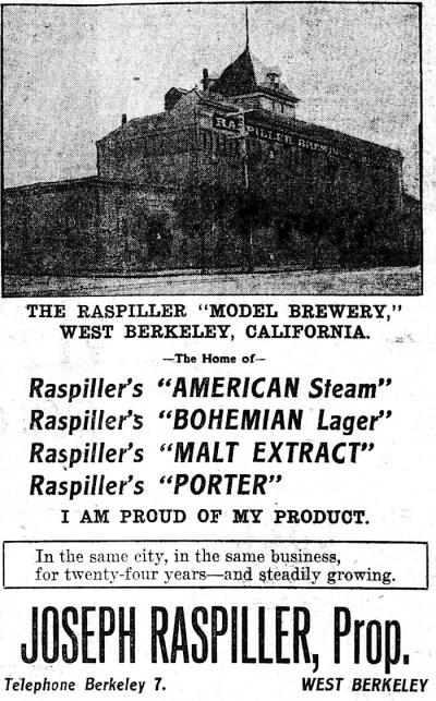 Beer?!  In Berkeley?!?!