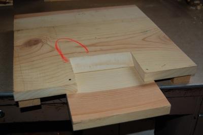 Assembled Hive Floor