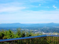 Overlook of Roanoke Valley