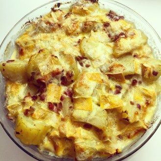 Tartiflette with Reblochon Cheese - The Beginner's Cookbook recipe