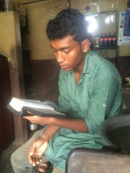 Tapu Reading The Word