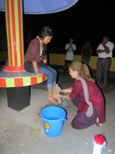 Washing The Feet Of Our Brothers And Sisters