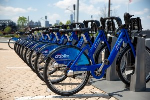 CitiBike Dock