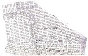 B-Stuy Map