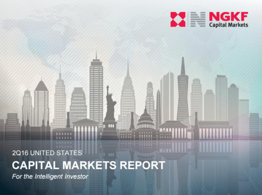 US Capital Markets Report 2Q16