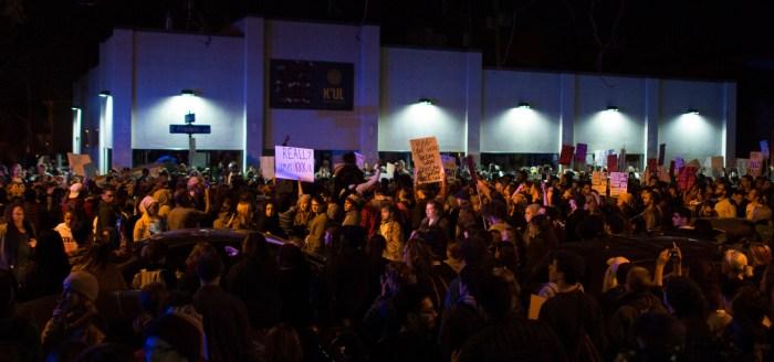 Протесты в Миннеаполисе (США)