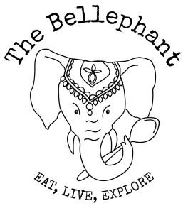 The Bellephant Logo, by Shika Finnemore