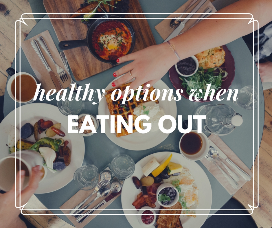 Healthy Options When Eating Out : The Breakfast Club