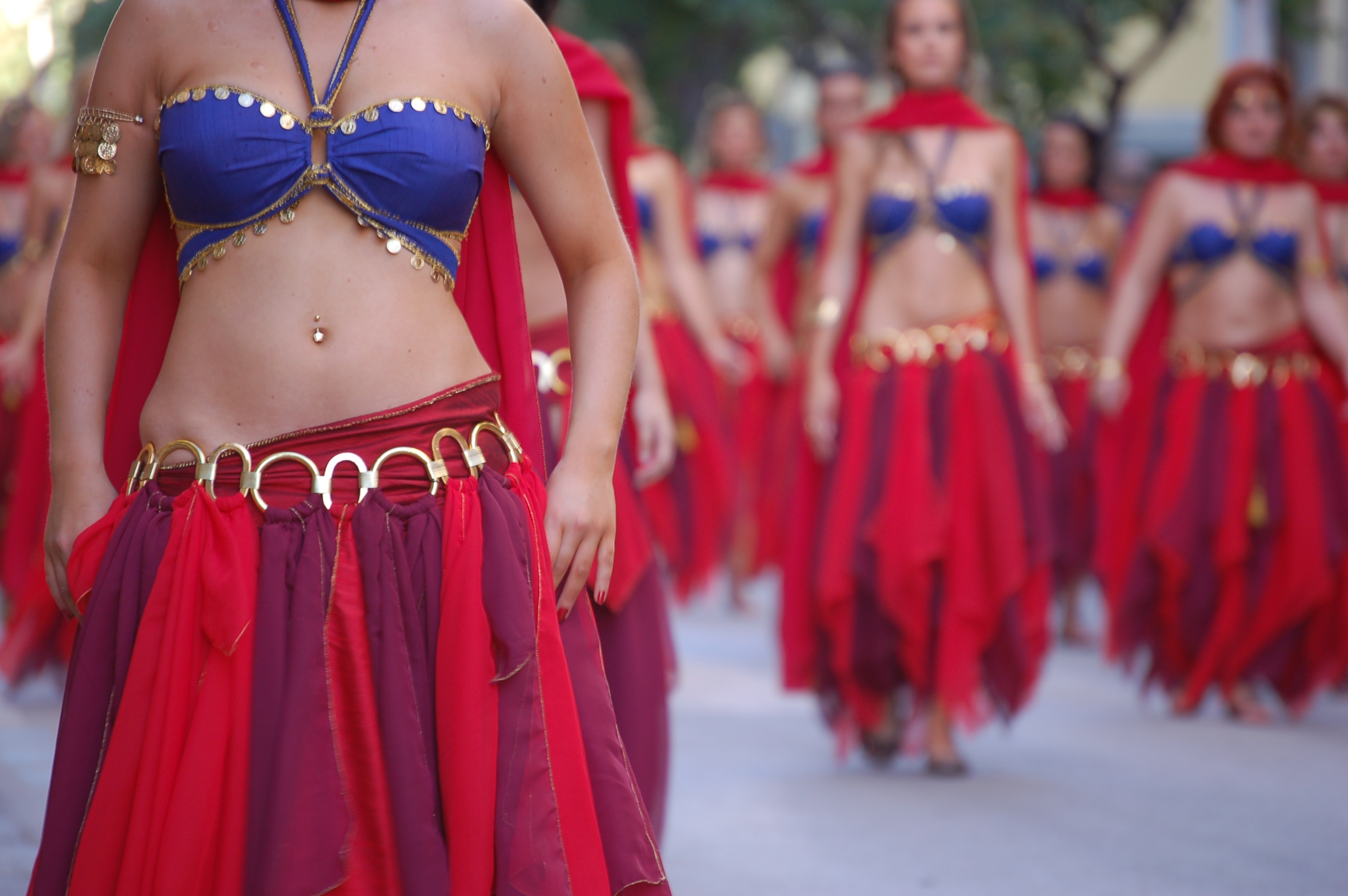 All Music Is Belly Dance Music