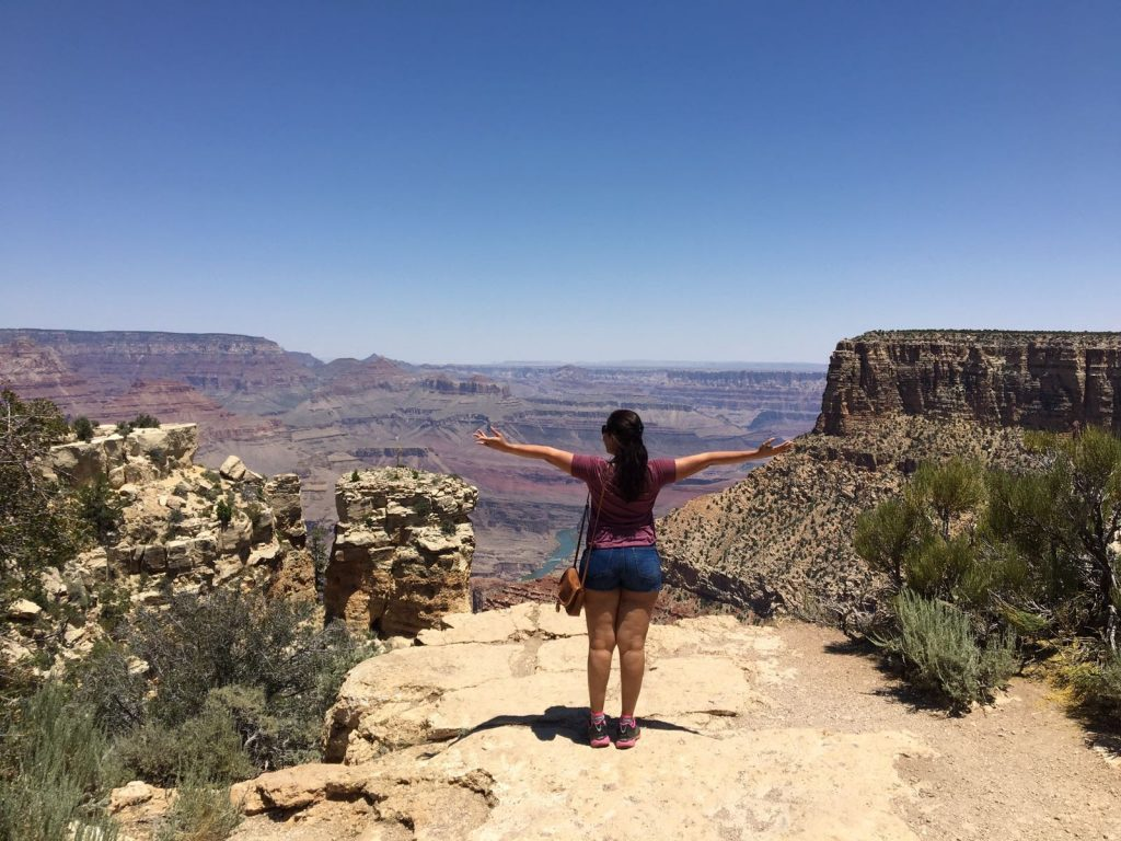 Grand Canyon | Indian Travel Blogger | The Bellyrina Diaries