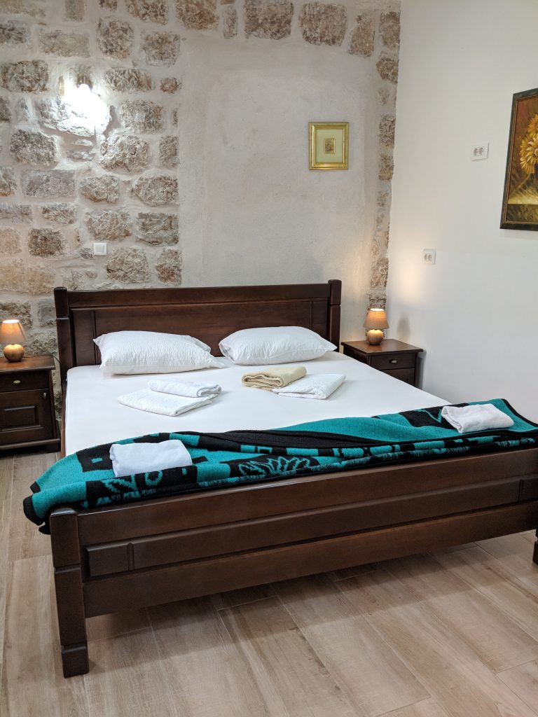 Rooms in Old Town Hostel Kotor | Travel in Montenegro | Bombay Bellyrina