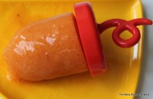 Peach Popsicle