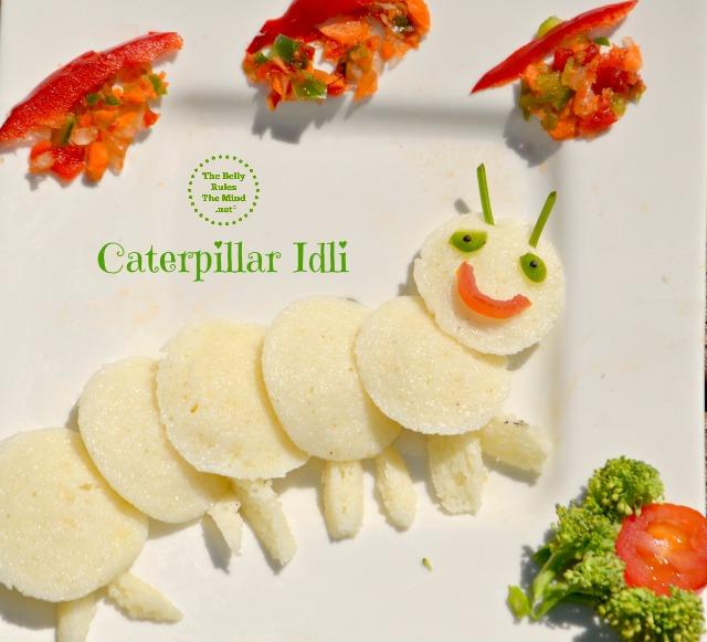mini caterpillar idlis