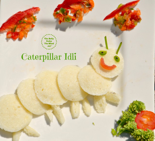 mini caterpillar idlis