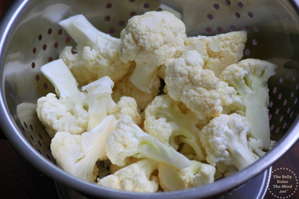 cauliflower florets