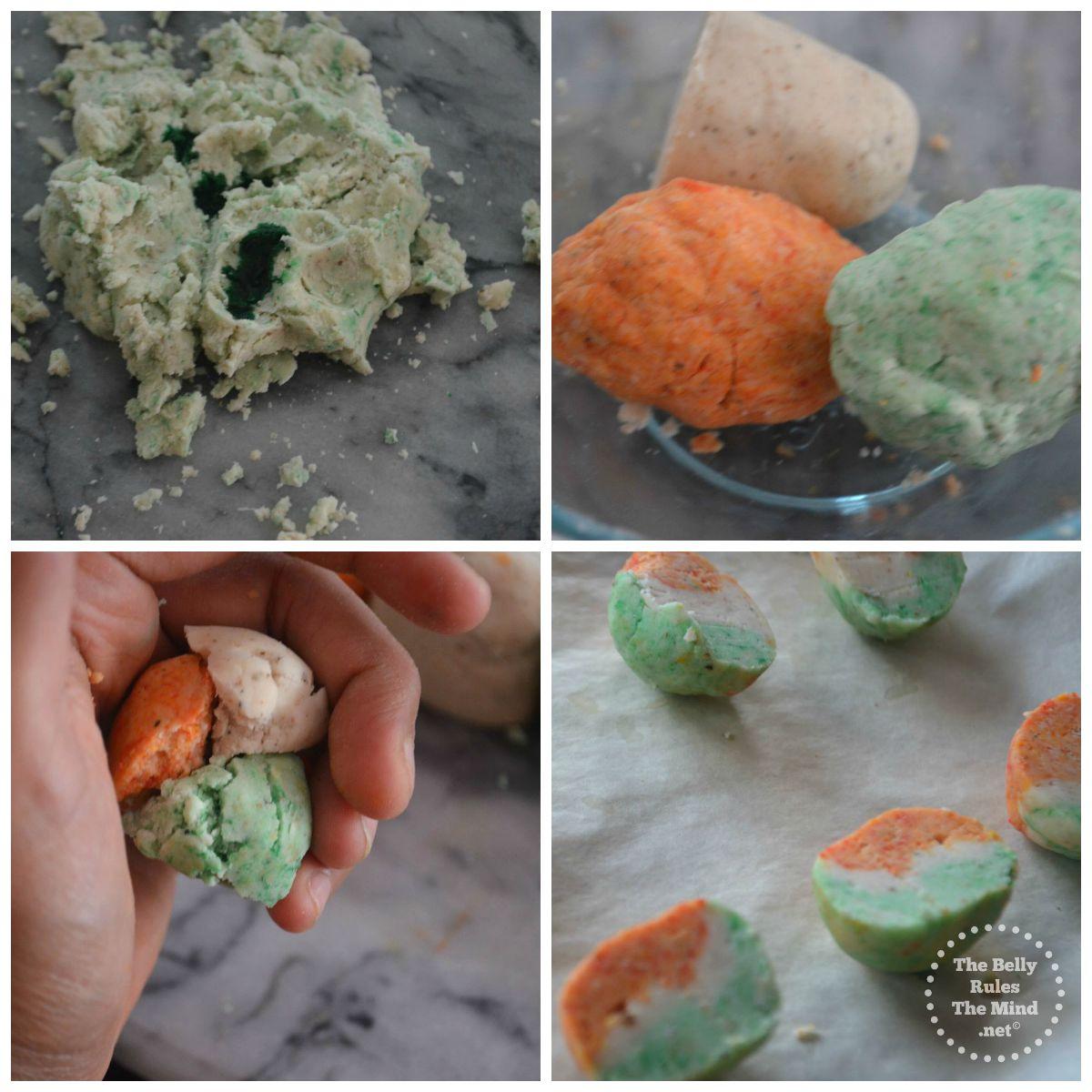 tiranga cookies