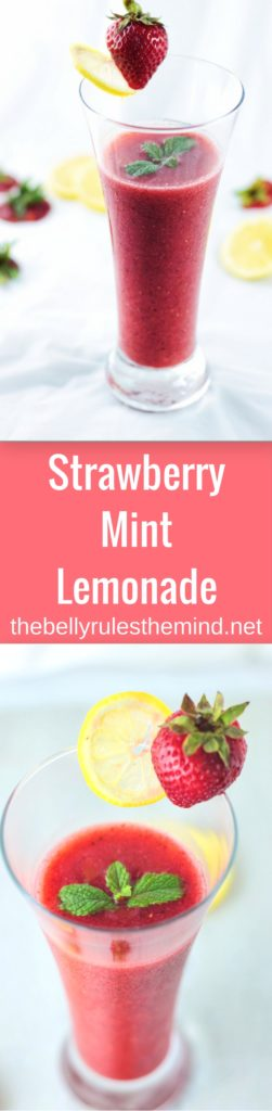 Strawberry Mint Lemonade (1)