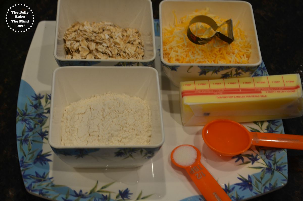 goldfish cracker ingredients