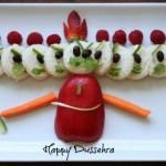 Ravana – Food Art