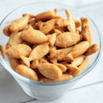 Why you need to stop buying Goldfish crackers and make your own? + Recipe