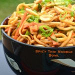 Spicy Thai Noodle Bowl