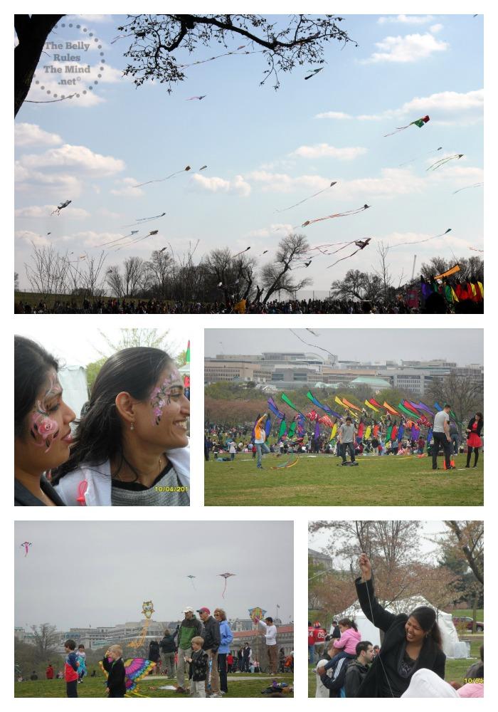 DC Kite Flying Festival