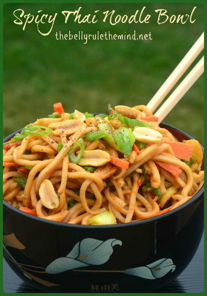 Spicy Thai Noodle