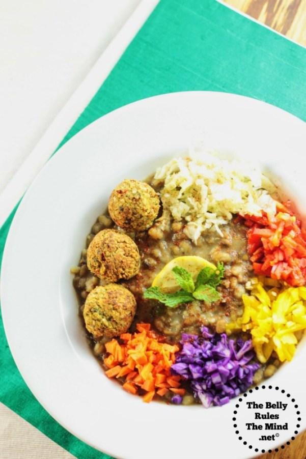 Tamiya Fulesh, Sudanese food, Ful, Egyptian food