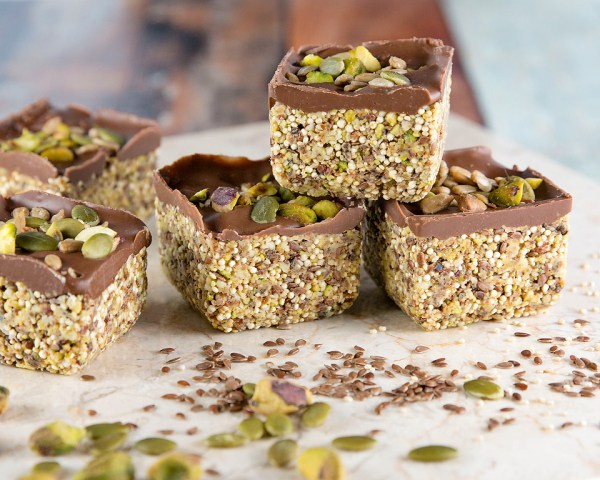 Superfood Protien Energy Bars by Bella