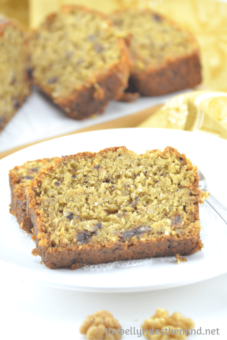 Whole Wheat Coconut & Banana Bread (3)