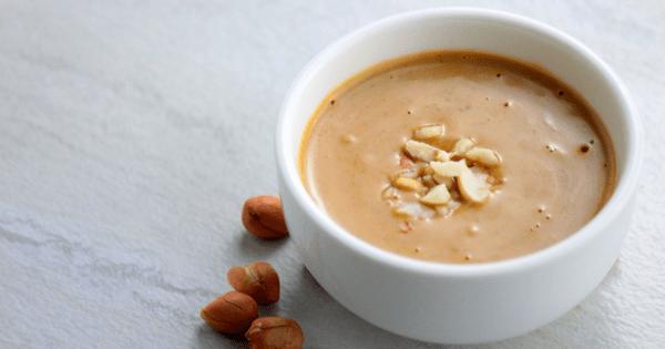 5 minute Asian Peanut Sauce
