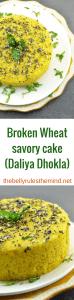 Daliya Dhokla
