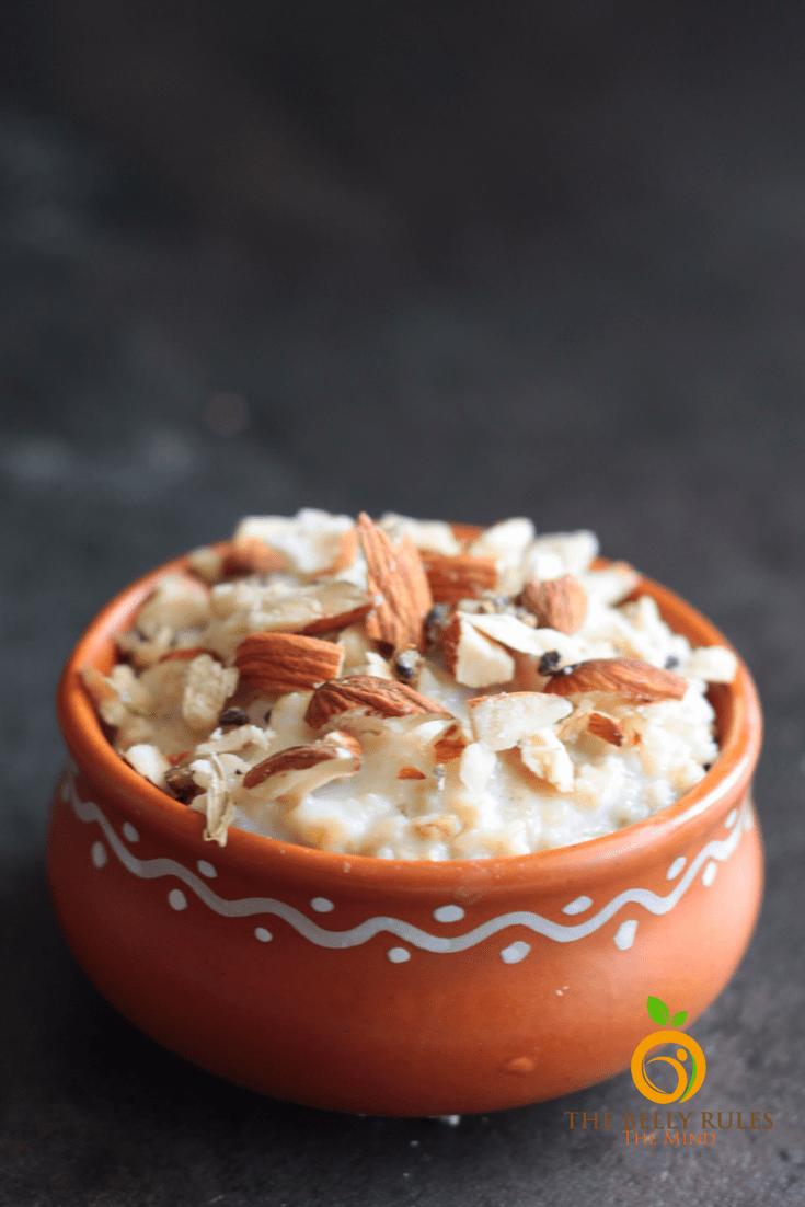 Cardamom OAts Porridge
