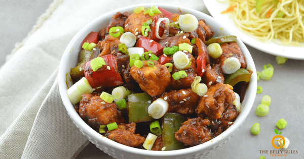 Chilli Chicken Stir-fry