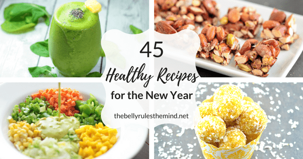 45 Healthy Recipes to Kickstart the New Year