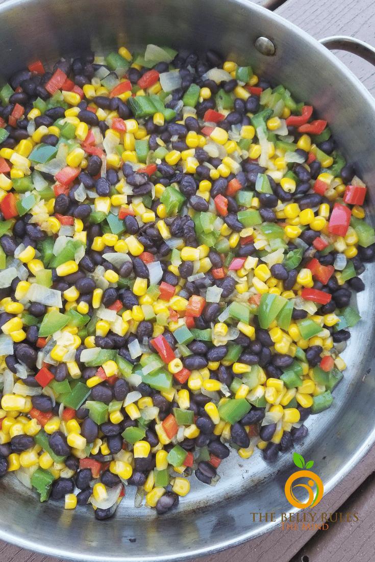 green pan seasoning instructions