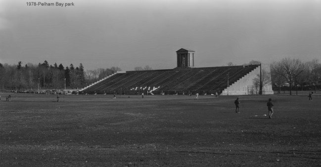 Rice Stadium Pelham Bay Park